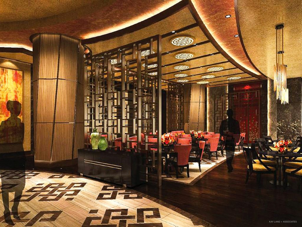 5 star hotel mixed use building interior design new build for Design hotel 4 stars