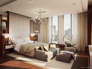 Luxury Hotel Tower Dubai