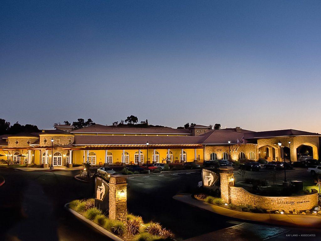 The Meritage Resort Spa