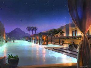 Mountain Oasis Resort