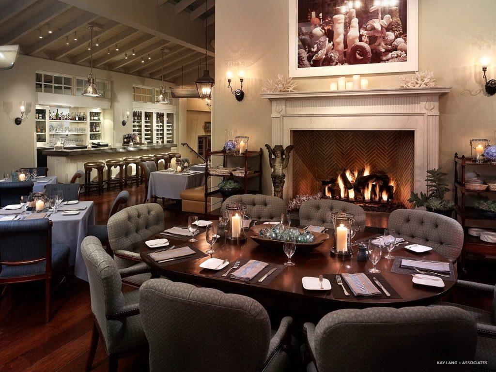 Ritz Carlton Restaurant Newport Beach