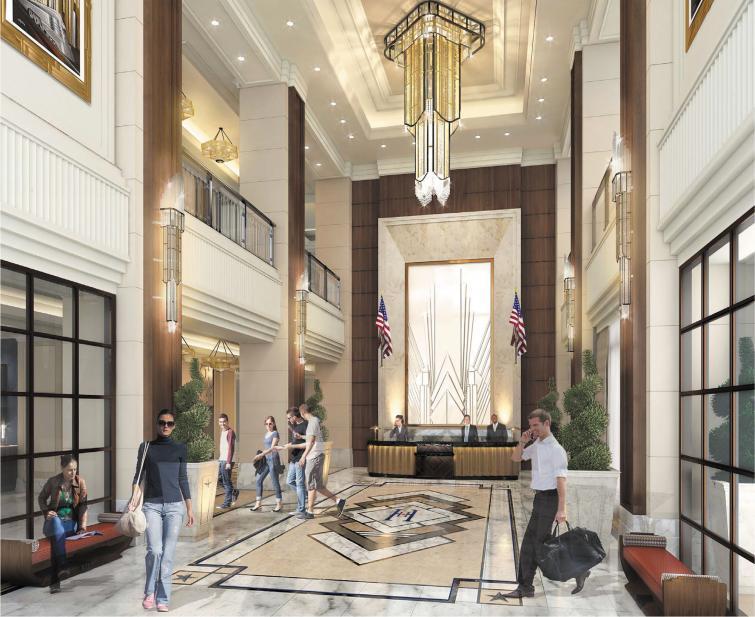higgins hotel sets 2019 debut entry hall kay lang