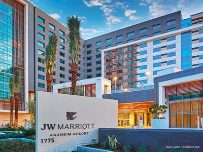 jw marriott anaheim resort interior design