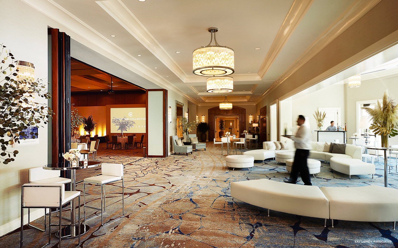 Kay Lang Associates Interior Design Firm Los Angeles California With Hospitality Firms Nyc