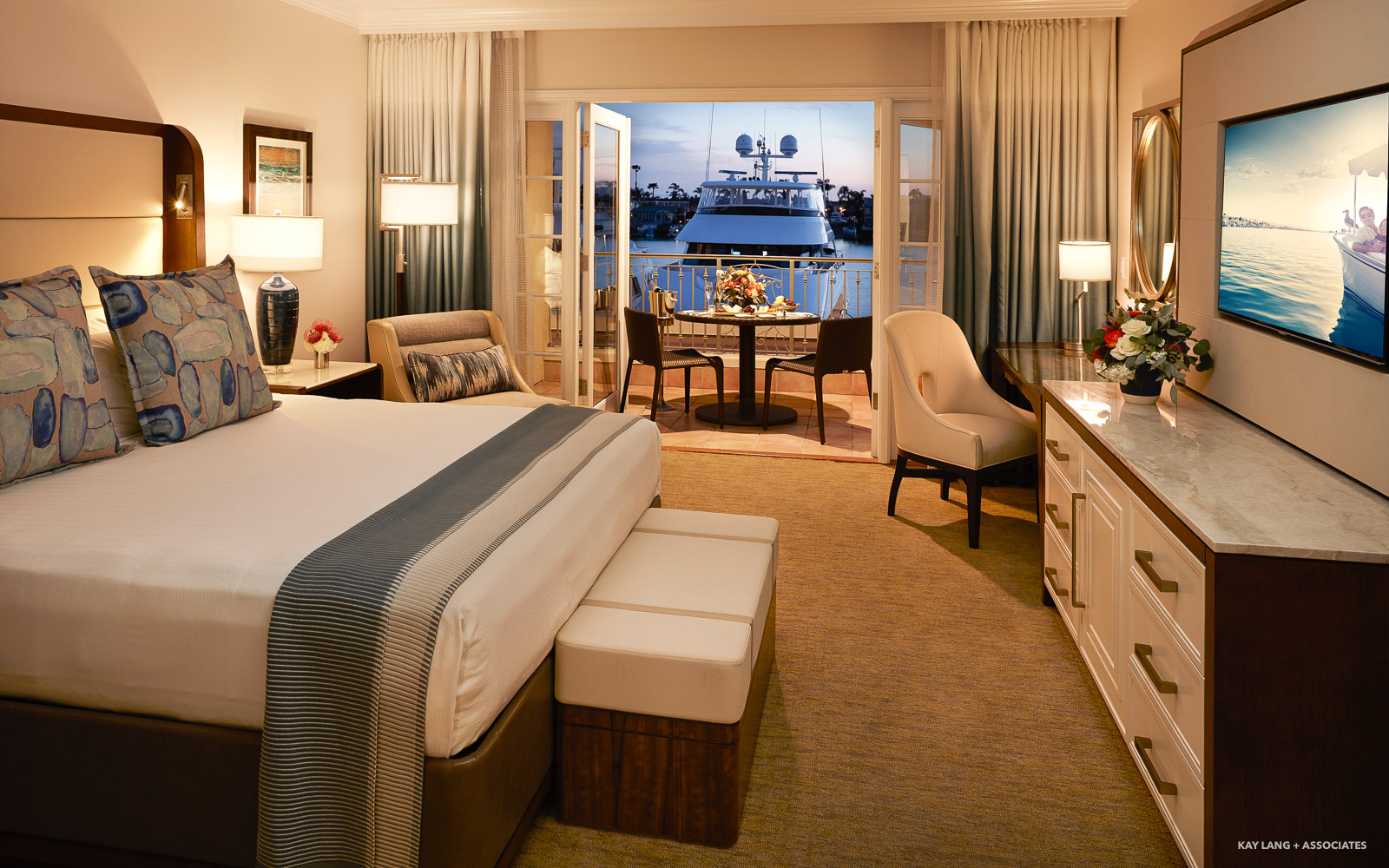 Hotel Interior Design Planning Decorating Furnishing Los Angeles Kay ...